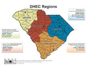 carolina regions map fall 2013 issue