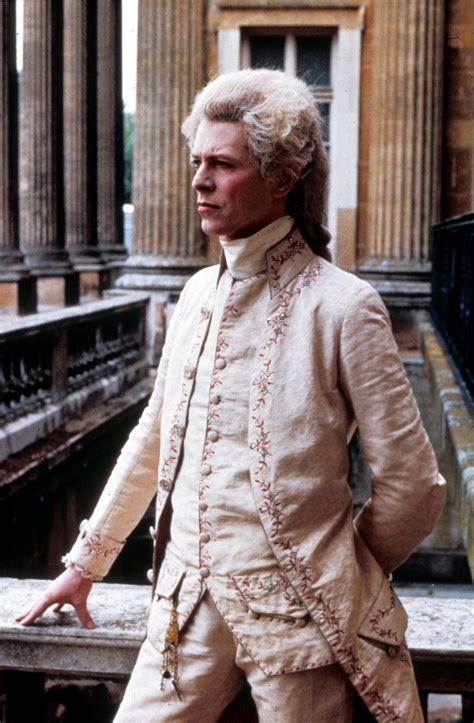 david bowie  historical costume frock flicks