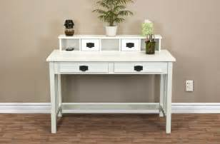 White Home Office Desks White Wood Desks Painting