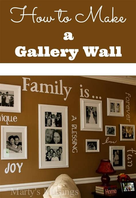how to design a gallery wall 15 ideas to display your family photos at home pretty