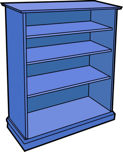 empty bookshelf clipart cliparts and others inspiration