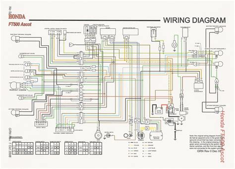 1986 honda vt500c shadow wiring diagram 1986 get free