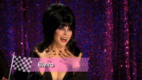 Elzira Syari it can t all be rupaul says quot you gonna die quot