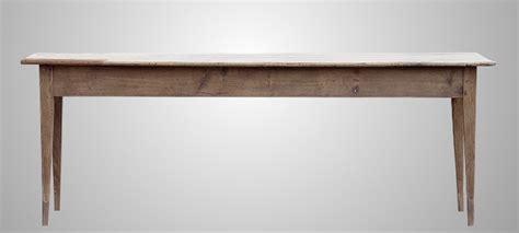 schmaler tisch 79 ein 200 jahre alter tisch aus dem fr 252 hen biedermeier eiche
