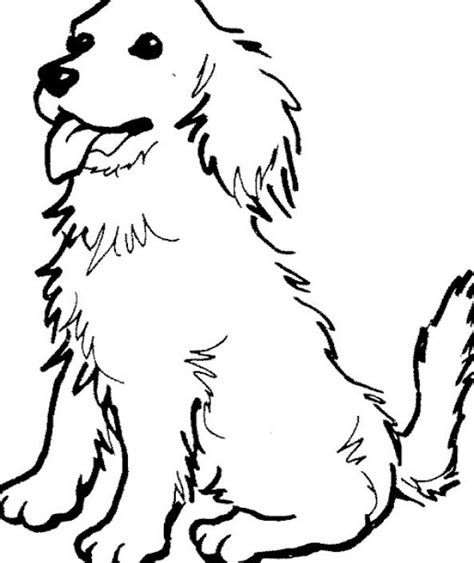 puppy cute puppy coloring pages