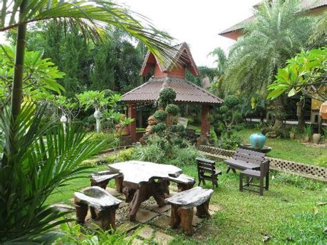 Thai Garden by Ducha Picture Of Phoom Thai Garden Hotel Phrae Tripadvisor