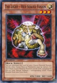 yugioh licht deck the light hex sealed fusion structure deck cyber