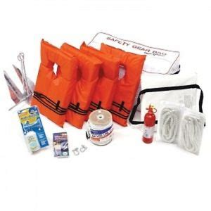 small boat safety kit marpac pre packaged uscg compliance and safety kits