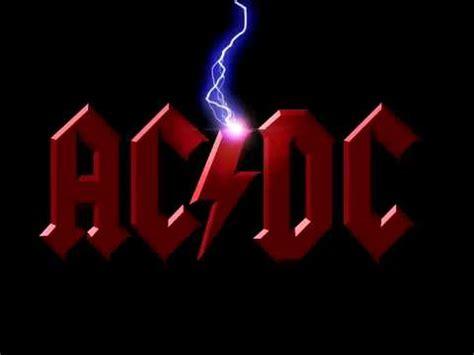 ACDC logo - YouTube Ac Dc Logo Images