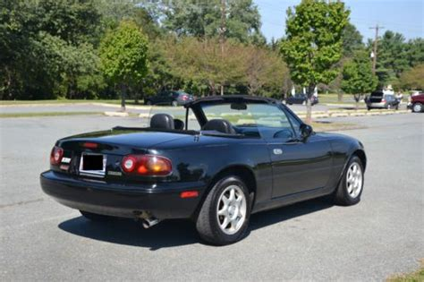 where to buy car manuals 1995 mazda miata mx 5 head up display find used 1995 mazda miata mx 5 manual only 55k all original one owner in derwood maryland