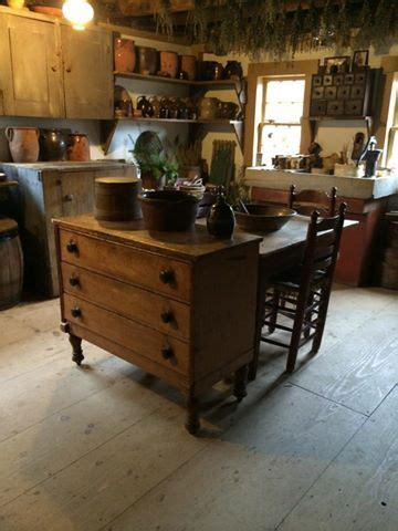 primitive kitchen islands the primitive kitchen and islands on