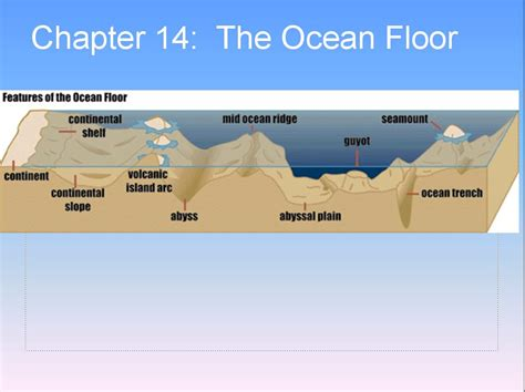 Rift Zone Floor by Geologic Landforms Of The Floor Chssociology Mr