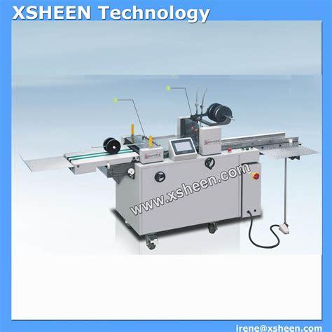 Paper Folding And Stapling Machine - מכונה יצרנית חוברת נייר מצרך וקיפול מכונת נייר מכונות