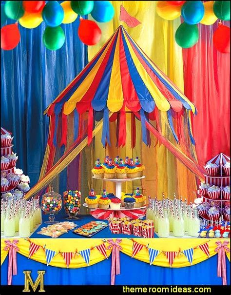 carnival theme party 50th birthday party ideas circus birthday party decorating ideas parties circus