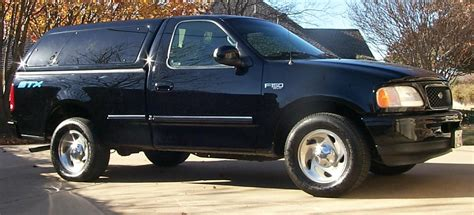 1998 ford f150 1998 ford f 150 information and photos zombiedrive
