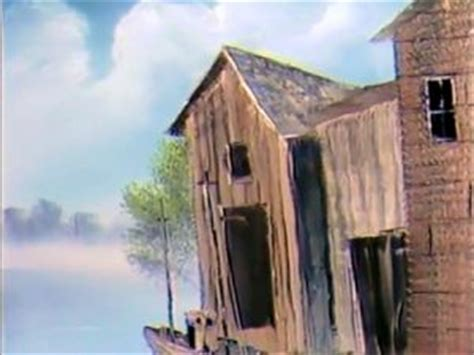 bob ross painting dock ross paining index
