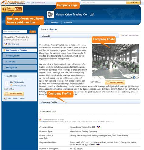 alibaba vietnam tạo profile company gold supplier đại diện alibaba tại