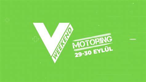 weekend motoring intercity istanbul park pistinde