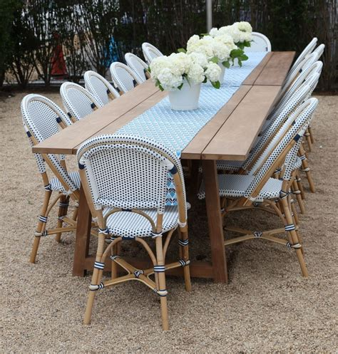 Outdoor Bistro Chairs Habitually Chic 174 Serena Market