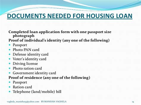 Documents Required For House Loan 28 Images Mortgage Documents Required For A