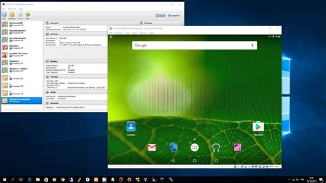 tutorial android virtualbox tutorial how to install android 6 marshmallow with