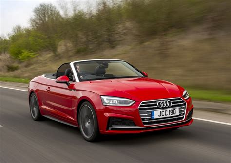 Audi A5 Torque by New Audi A5 Cabriolet Drive Review Driving Torque