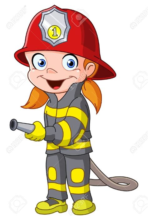 firefighter clipart firefighters fireman animated clipart