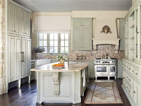 houston french country lighting kitchen shabby chic style