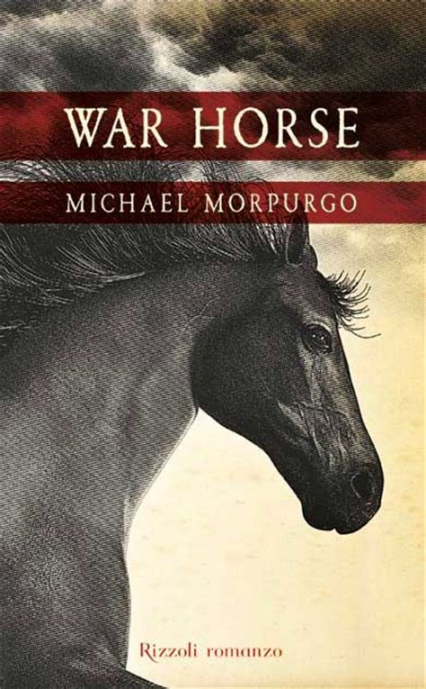 war horse in regalo per te il libro di michael morpurgo