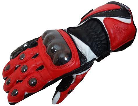 Motorradhandschuhe Xs by Bangla Motorradhandschuhe Motorrad Handschuhe Leder Rot