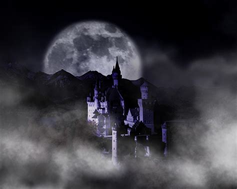 imagenes goticas de noche wallpapers goticos imagui