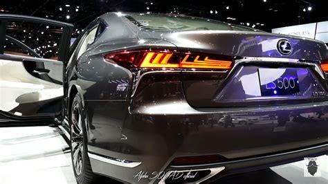 Lexus Ls 480 by 2018 Lexus Ls 500 Lexus Ls 2018 All New Lexus Ls 500