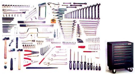 Aircraft Mechanic Tool List by Aircraft Tool Set