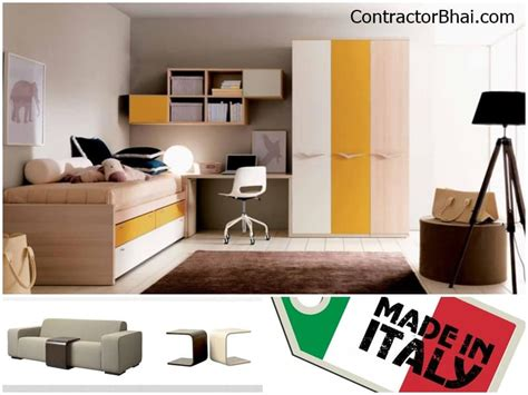 affordable italian furniture for indian homes contractorbhai