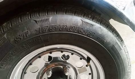 boat trailer tires wearing unevenly boat trailer tire wear the hull truth boating and