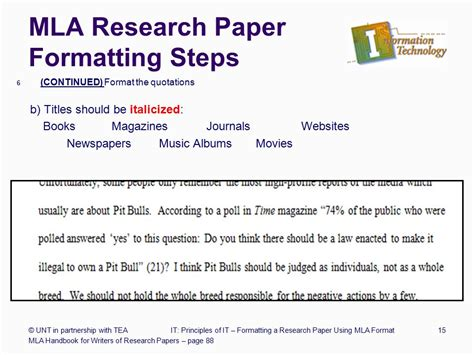 Research Paper Process Steps by Mla 7 Research Paper Formatting