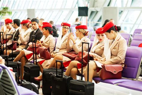 emirates cabin crew the world s best and worst cabin crew uniforms the