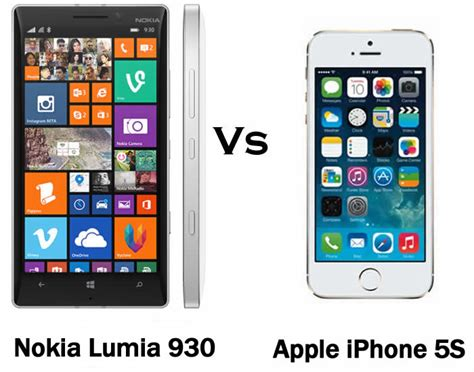 android vs iphone review image gallery nokia 930 android