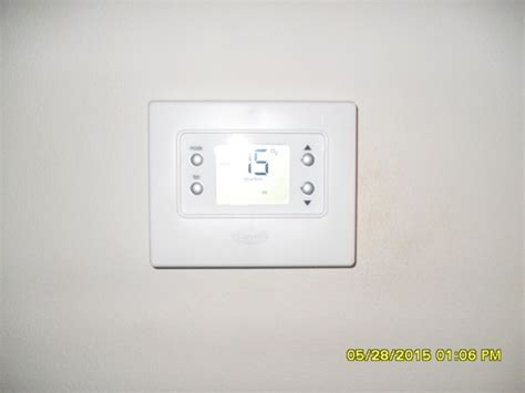 carrier comfort series thermostat pictures of air conditioning installations and problems