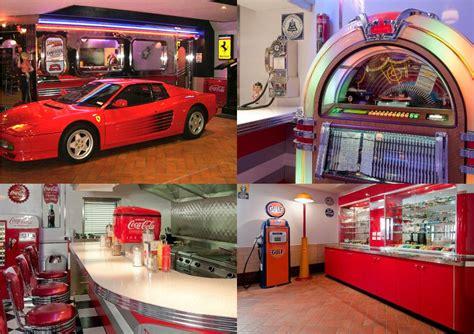 Garage Diner by Mat S Retro Garage Diner 187 Bars Booths