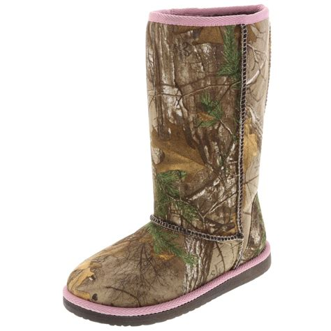 realtree boots s and camo shoes and boots by payless