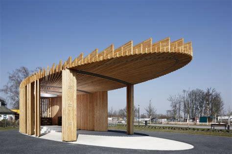 Pavillon 4 X 4 by Bildergalerie Zu Holzkirche In Landau Nach Allen Seiten
