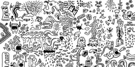 doodle free alternative 25 eye refreshing doodles designs exles creativedive