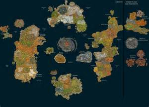 Wow World Map by 25 Best Ideas About Map Of Azeroth On Pinterest Middle