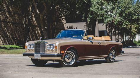 1978 rolls royce corniche 1978 rolls royce corniche drophead coupe f138 1 dallas