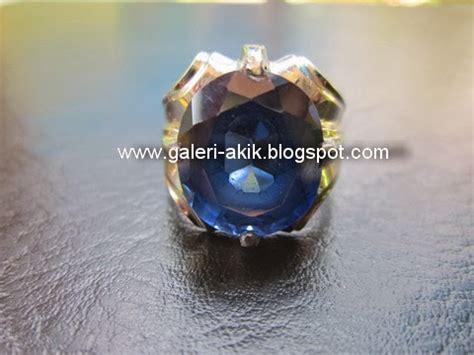 Batu Lapis Lazuli Biru Tua batu akik fungsi manfaat batu akik