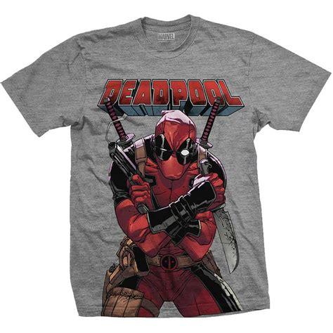 Topi Baseball Deadpool Dead Pool Deadpol 01 Keren Trucker Alfamerch 6 buy t shirts band marvel dc graphic tees for sale hmv store