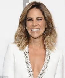 people magazine the biggest loser short blonde hair jillian michaels says a nose job at 16 changed her life