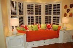 Custom Bay Window Seat Cushions - ventanas con asientos cincuenta ideas geniales