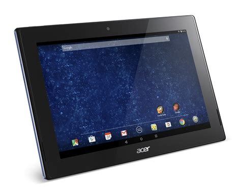 Tablet Android Acer acer unveils a new 15 inch chromebook iconia one 8 tablet and gaming centric predator tablet